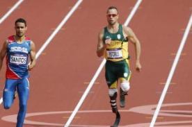 Oscar Pistorius correrá la final de los 4x400 postas en Londres 2012
