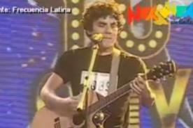 Yo Soy: Imitador de Pedro Suárez Vértiz logra pasar el casting - Video