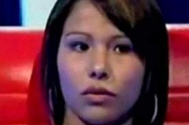 Mamá de Ruth Thalía Sayas pide cadena perpetua para el asesino de su hija