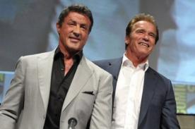 Schwarzenegger confesó que tuvo romance con ex de Sylvester Stallone
