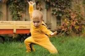Video: 'Dragon Baby' es la nueva sensación de YouTube