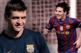 Barcelona: Vilanova asegura que récord de Müller no obsesiona a Messi