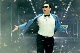 Gangnam Style de Psy llegó a mil millones de vistas en YouTube