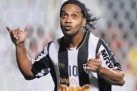 Video: Goles del Atlético Mineiro vs Sao Paulo (4-1) - Copa Libertadores 2013