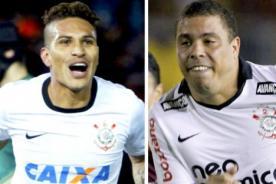 Ronaldo: 'Guerrero es un gran '9'. Le mando saludos a la gente de Perú'