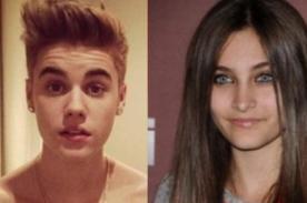 Paris Jackson: Justin Bieber una vergüenza para los artistas
