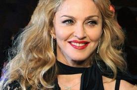 Madonna se pone oro y brillantes en dentadura