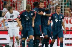 Final Copa Audi: Bayern Munich vs Manchester City - en vivo por Fox Sports