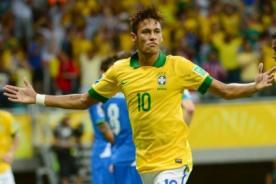 Neymar superó a Ronaldo y Ronaldinho en ingresos por publicidad