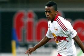 Red Bull Salzburg de Yordy Reyna jugará en la Europa League