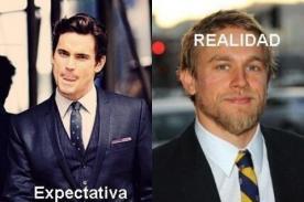 50 Sombras de Grey: Fans crean memes en rechazo a Charlie Hunnam