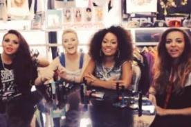 Little Mix anuncia lanzamiento de su propia línea de maquillaje - Video