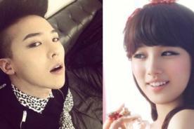 Suzy de Miss A  y G-Dragon comparten graciosa conversación en Twitter