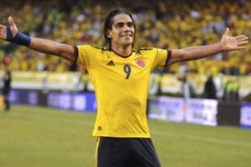 Radamel Falcao: Queremos ganarle a Uruguay y asegurar la clasificación