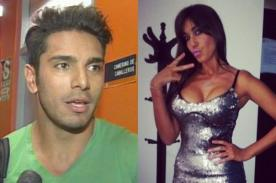 Rafael Cardozo confirma que salió con Tilsa Lozano, pero como amigos