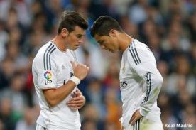 Cristiano Ronaldo: Real Madrid jugó muy mal ante Atlético Madrid