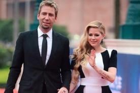 Avril Lavigne gana el premio Mejor Cantante Global en los Oscar Chino