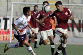 Partido entre Universitario vs José Gálvez sería reprogramado otra vez