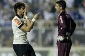 Video: Alexandre Pato es objeto de burlas en Brasil por fallar este penal