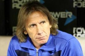 Ricardo Gareca: Si llega una oferta de la selección peruana lo pensaría