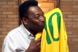 Pelé respaldó a Diego Costa en su decisión de jugar por España