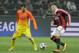 Champions League: Barcelona vs Milan (3-1) en vivo por ESPN - Minuto a Minuto