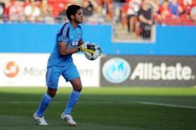 Raúl Fernández fue elegido el segundo mejor latino del año en la MLS