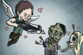 The Walking Dead: Difunden ocurrentes memes de la serie zombie