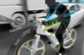 Air-Purifier Bike: La bicicleta del futuro