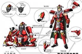 Saint Seiya: ¿Cómo lucirían la armadura y el caballero Papá Noel?