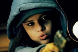 Selena Gomez es nominada a 'Peor Actriz' por Getaway