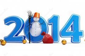 2014: Mensajes cortos de Feliz Año Nuevo para tus tarjetas y postales
