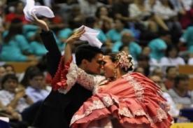 54° Concurso Nacional de Marinera: Parejas bailaron por más de 6 horas