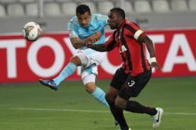 Copa Libertadores 2014: Sporting Cristal arribó en Curitiba