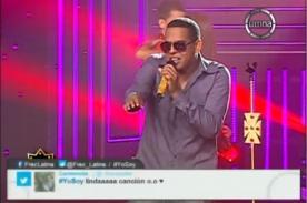 Yo soy: Romeo Santos peruano encantó con 'Obsesión' - VIDEO