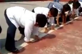 Niño se vuelve viral en YouTube al hacer trampa en carrera - Video