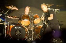 Metallica: Ya se puede descargar el audio del concierto en Lima