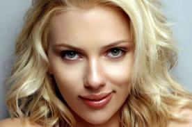 Scarlett Johansson no quiere ser comparada con Jennifer López