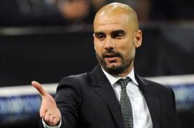 Josep Guardiola es criticado por últimos partidos del Bayern Munich