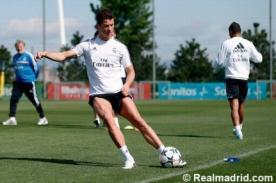 Champions League: Cristiano Ronaldo volvió antes de la visita del Bayern Múnich