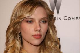 Scarlett Johansson: Se filtra imagen desnuda de la actriz - FOTO