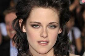 ¿Kristen Stewart de romance con una mujer?