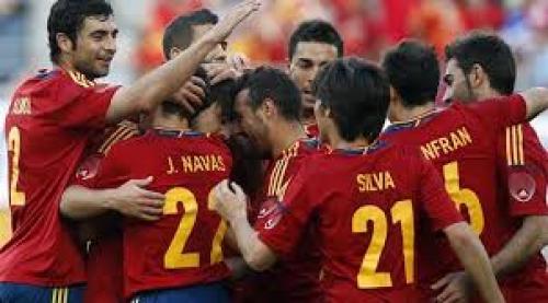 Mundial Brasil 2014: Selección  española grabó aleccionador spot -VIDEO