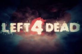 'Left 4 Dead: Survivor': Mira cómo será el juego en este trailer - VIDEO