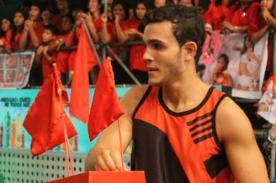 Mario Irivarren se coronó como Mejor Combatiente en la final de Combate