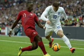 Amistoso Perú vs Inglaterra: 3 goles, 3 errores
