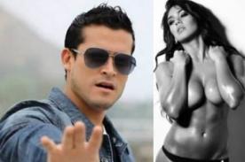 Christian Domínguez habla sobre fotos hot de Vania Bludau