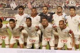 Torneo Apertura 2014: Alineaciones Universitario Vs Sport Huancayo hoy 8 de junio