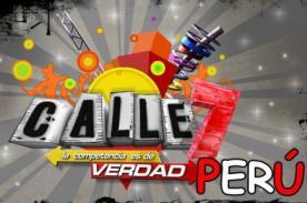 Calle 7 Perú: ¿Conductores afirman que programa es en vivo?