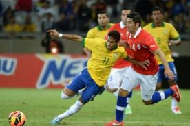 Minuto a minuto Brasil vs Chile 1(3)-1(2) – Mundial Brasil 2014 – ATV En Vivo